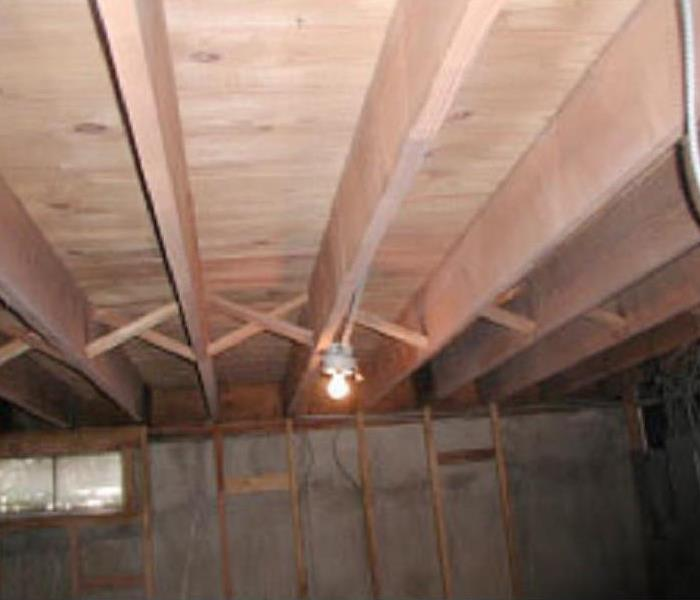Commercial Basement Mold Removal- Fairhaven, MA 02719 After
