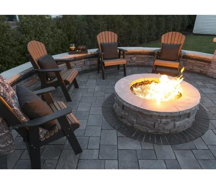 Fire Damage 10 Fire Pit Safety Tips - Dartmouth 02747