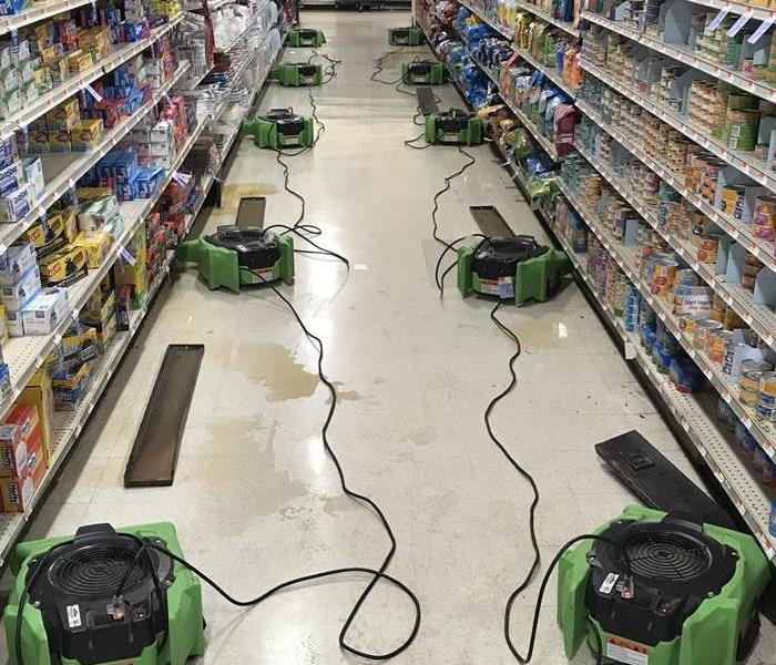 Commercial Water Damage Restoration is Our Specialty - New Bedford, 02740