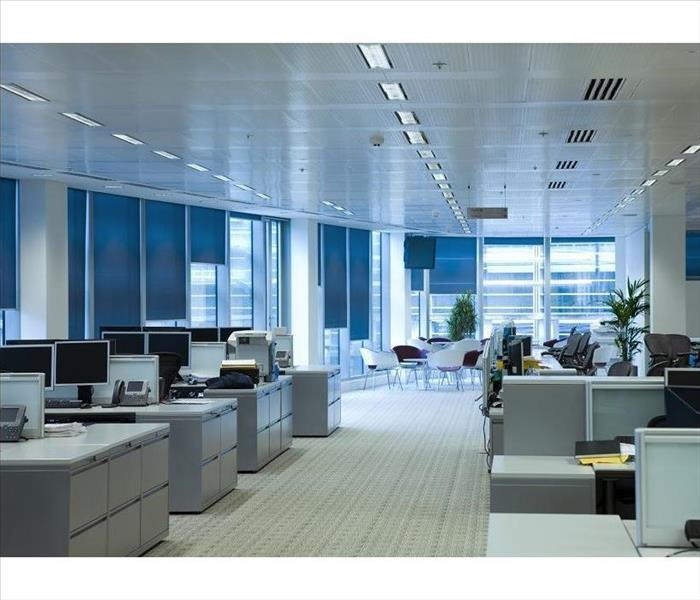 Commercial Benefits to a clean workplace- Fairhaven, MA 02719