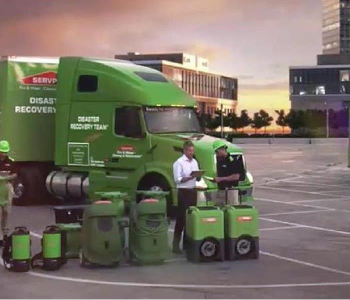 Storm Damage Why Choose SERVPRO of Dartmouth/New Bedford?
