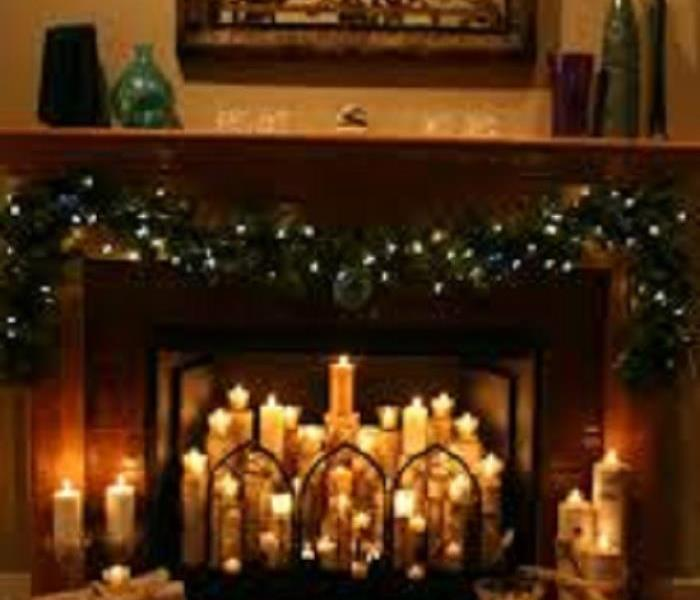Fire Damage Candles and Fireplace Safety - Acushnet, MA 02743
